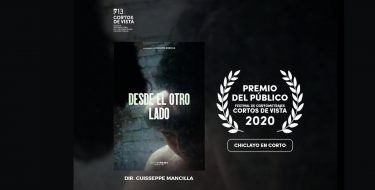 'Desde el otro lado' obtiene premio del público en el festival Cortos de Vista