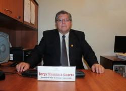 Profesor USAT recibe reconocimiento del colegio de Ingenieros de Lambayeque