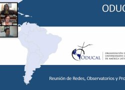 Directora de RSU USAT es designada coordinadora de la Red de Responsabilidad Social de ODUCAL