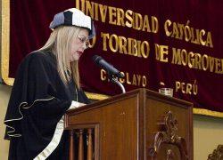 Discurso Apertura de año académico  2016 – Dra. Patricia Julia Campos Olazábal