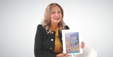 Docente USAT es coautora de libro publicado en España