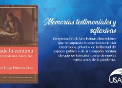 Docente USAT publica libro digital sobre memorias y experiencias en cuarentena