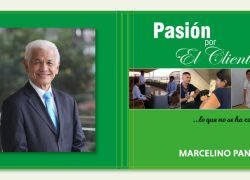Docente USAT publica libro titulado 'Pasión por el cliente…lo que no se ha contado'