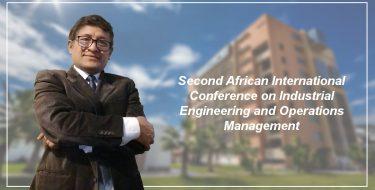 Docente USAT será jurado en la II Conferencia Internacional Africana en Ingeniería Industrial y Gestión de Operaciones