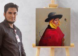 Docente de ICUSAT ocupa el primer puesto en el Concurso Latinoamericano Virtual de Pintura 2020