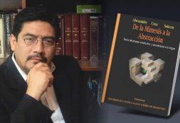 """Docente de la Escuela de Arquitectura USAT publica libro """"De la mimesis a la abstracción"""""""