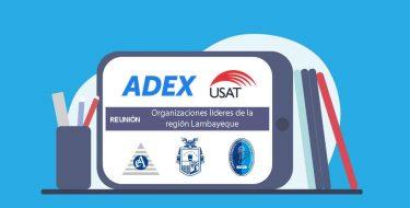 Docentes de Economía USAT se reúnen con organizaciones líderes de la región Lambayeque