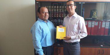Docentes de la Facultad de Derecho USAT participan como Coautores del Libro