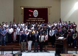 Estudiantes de Economía realizaron actividad de Responsabilidad Social Universitaria