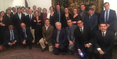 La USAT participa en la presentación del Programa Franco Peruano ECOS NORD en la Embajada de Francia