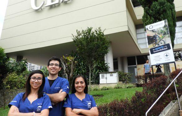 Estudiantes de Odontología USAT realizan Movilidad Estudiantil en la Universidad CES – Colombia