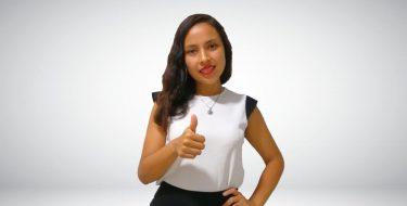 Egresada de la Facultad de Derecho USAT obtiene plaza para prácticas profesionales en OSIPTEL