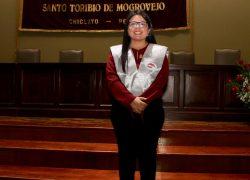 Egresada de la Facultad de Derecho USAT es aceptada para especializarse en la Escuela de Gobierno de la OEA