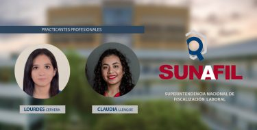 Egresadas USAT son seleccionadas para realizar prácticas profesionales en Sunafil