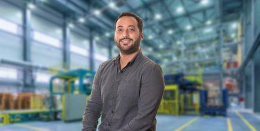 """Jaime Gilardi: """"Mi formación en la USAT ha sido clave para mi desempeño como ingeniero industrial"""""""