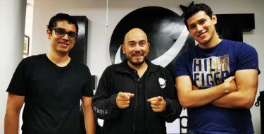 Egresados de Comunicación USAT destacan  en producción audiovisual transmitida en Chile