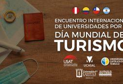 Escuela de Administración Hotelera USAT organiza el I Encuentro Internacional de Universidades Latinoamericanas