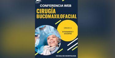 Escuela de Odontología USAT organizó ciclo de conferencias web sobre cirugía maxilofacial