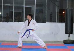 Estudiante USAT ocupa primer puesto en campeonato nacional universitario de Taekwondo