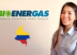 Estudiante de Ingeniería Industrial realizará prácticas preprofesionales en la empresa Bioenergas (Colombia)