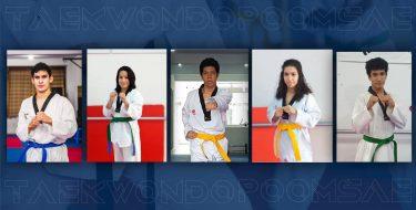 Estudiantes USAT ocupan primeros puestos en Campeonato Nacional Universitario Online de Taekwondo Poomsae