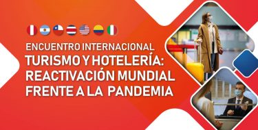 Estudiantes USAT organizan encuentro internacional 'Turismo y Hotelería: reactivación mundial frente a la pandemia'