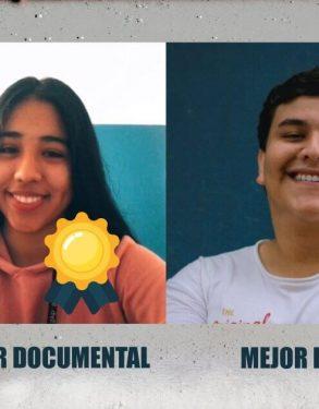 Estudiantes de Comunicación USAT obtienen premios en festival nacional de cine universitario