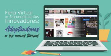 Estudiantes de Economía USAT participan en feria virtual de emprendimientos innovadores