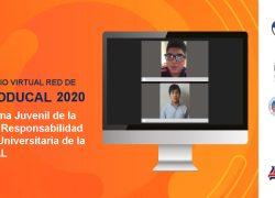 Estudiantes de VOCCS USAT representaron al Perú en Programa Juvenil de la Red de Responsabilidad Social de la ODUCAL