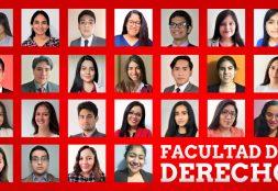 Estudiantes de la Facultad de Derecho USAT obtienen plazas en el SECIGRA 2021