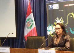 Profesora USAT participa como ponente en prestigioso Congreso Internacional