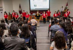 """Facultad de Derecho USAT celebra el Festival de la Peruanidad 2019 """"Conociendo a mi patria y su arte""""."""
