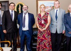 USAT y Universidad de Trieste renuevan importante convenio