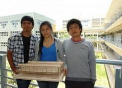 Arquitectura USAT Tercer lugar a nivel nacional