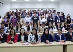 RED ESPAZ y RSU USAT realizan el IV Foro Internacional: Paz, Ciudadanía y Responsabilidad Social