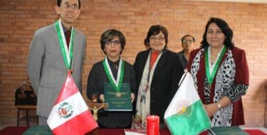 Profesoras de Psicología USAT obtienen Doctorado