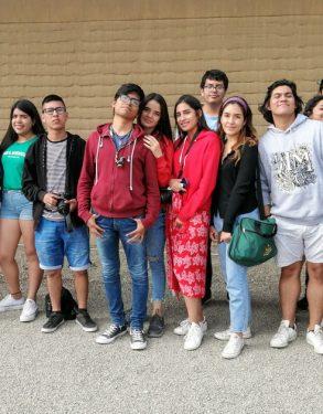 Estudiantes de Comunicación USAT visitan lugares arquitectónicos e históricos de La Libertad