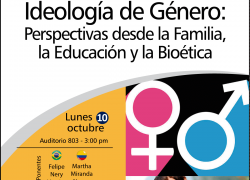 Simposio Internacional. Perspectivas desde de la Familia, la Educación y la Bioética