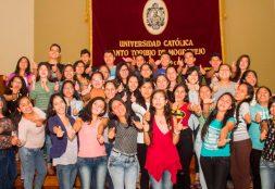 Educación USAT recibe a beneficiarios de Beca Vocación de Maestro