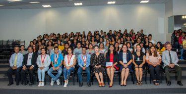 Facultad de Derecho USAT recibe la visita de representante del Congreso de la República