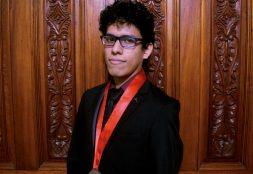 Estudiante de Psicología USAT es elegido miembro del Parlamento Joven del Congreso de la República del Perú