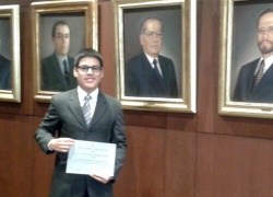 Estudiante USAT seleccionado en Curso de Actualización del BCRP