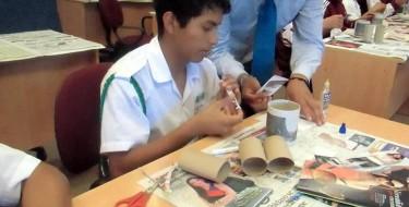 Educación USAT desarrolla I Encuentro de Ecolíderes