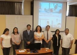 USAT inaugura Grupo de Investigación Informática Educativa y TIC