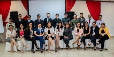 Escuela de Derecho USAT realiza reunión con Grupo de Interés
