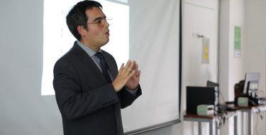 Profesor USAT participa  en eventos de Investigación en Ciencias
