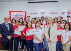 Escuela de Administración Hotelera y de Servicios Turísticos inaugura Curso de Housekeeping del Programa Impulsa Perú –  MTPE