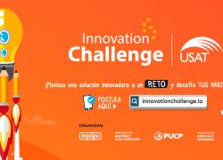 Somos la primera y única Universidad de la Región en pertenecer al programa Innovation Challenge