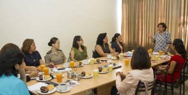 ICMF reúne a instituciones por el Día Internacional de la Mujer