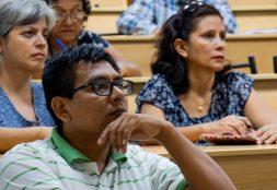 """ICMF – USAT llevó a cabo la conferencia """"El Reloj de la Familia"""""""
